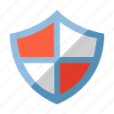 internet, privacy, protect, protection, safety, security, shield icon
