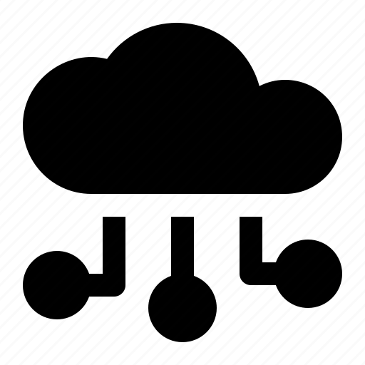 Cloud, computing, data, network, sharing, storage icon - Download on Iconfinder