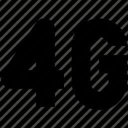 anthena, cellular, four g, internet, signal, wireless icon