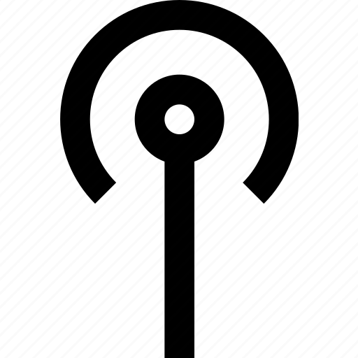 anthena, cellular, internet, low, signal, wireless icon