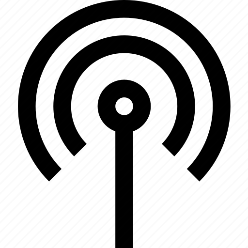cellular, connection, internet, network, signal, wi-fi, wireless icon