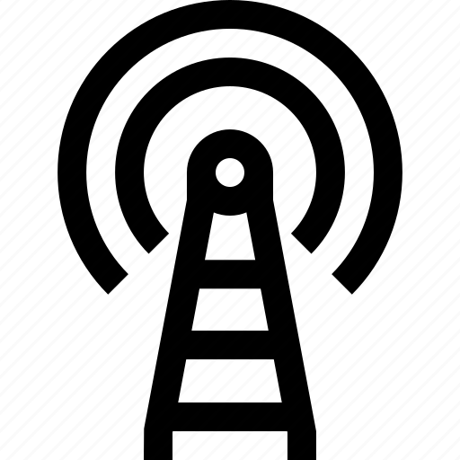 cellular, internet, mobile, phone, signal, wi-fi, wireless icon