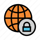 global, lock, protection, secure, world