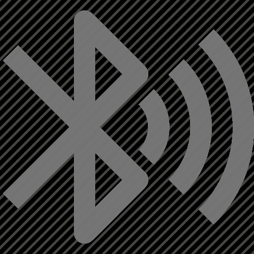 bluetooth, signal icon