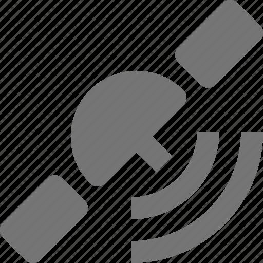 satellite, signal icon