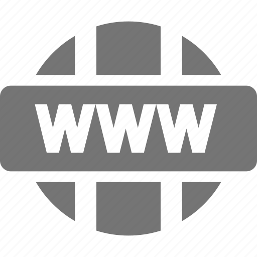 network, world wide web, www icon