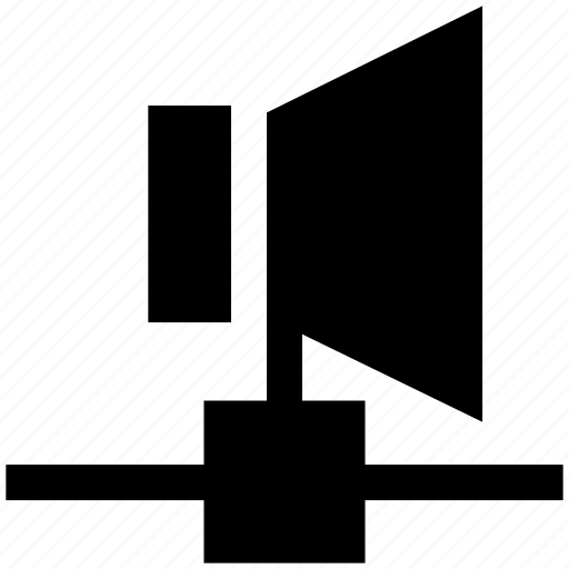 connection, network, sound, speaker, technology, volume icon