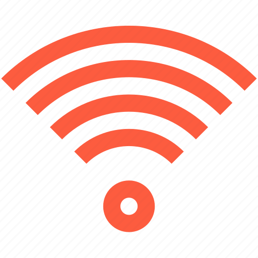 connection, coverage, internet, network, signal, wifi, wireless icon