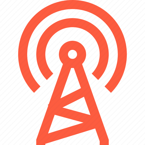 airdrop, antenna, connection, coverage, network, signal, tower icon
