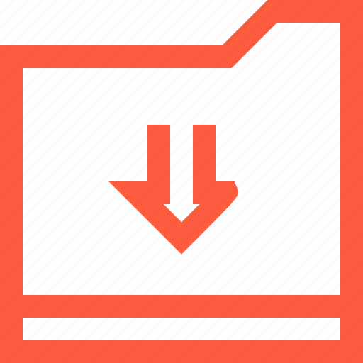 data, download, file, folder, local, network, save icon