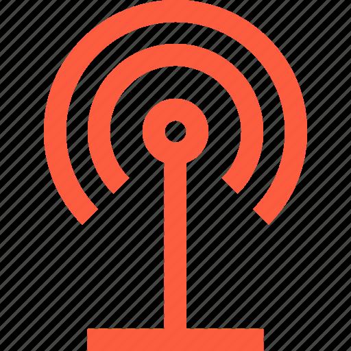 airdrop, antenna, hotspot, network, retranslator, signal, transmission icon