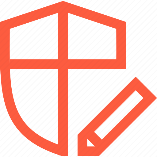 antivirus, change, defense, edit, network, protection, security icon