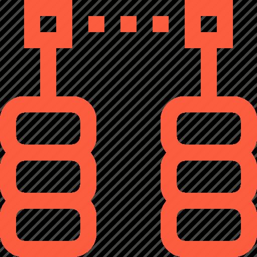 connection, data, database, exchange, network, server, storage icon