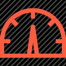connection, dashboard, limit, network, speed, speedtest, test icon