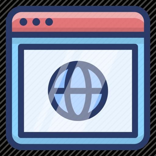 global website, international website, web address, web browser, webpage, www icon