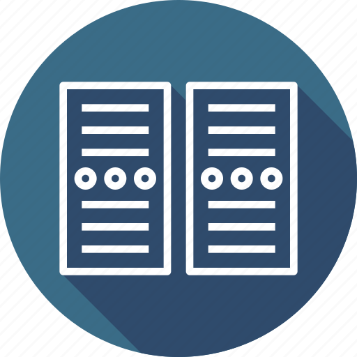 Center, cpu, data, networking, pc, rack, server icon - Download on Iconfinder