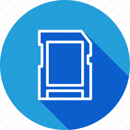 adapter, card, holder, memory, space, storage icon