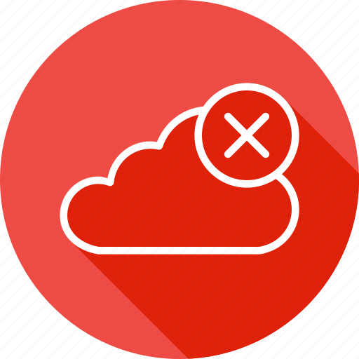 Cloud, data, from, online, remove, server, storage icon - Download on Iconfinder