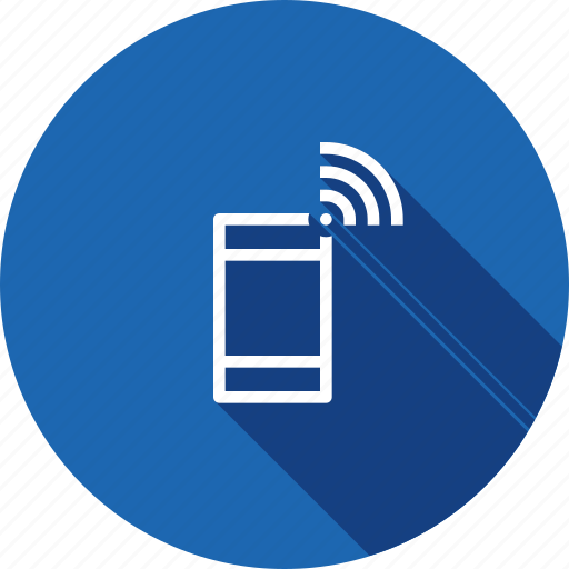 connection, device, mobile, network, smartphone, wifi, wireless icon