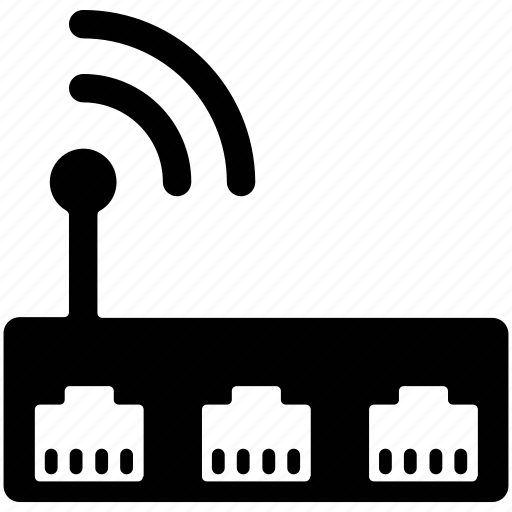 adsl, adsl internet modem, adsl network modem, router, splitter router icon
