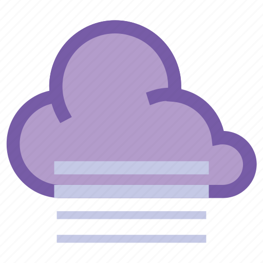 Fog, clouds, cloudy, forecast, weather, foggy, cloud icon