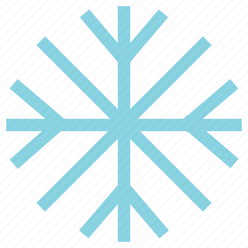 Cold, snowflake, christmas, snow, weather, winter, xmas icon - Download on Iconfinder