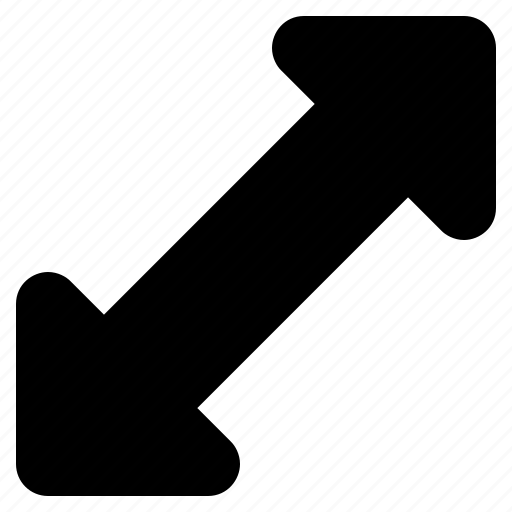 arrow, expand, fullscreen, maximize icon