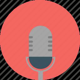microphone, radio, sounds, volume icon icon