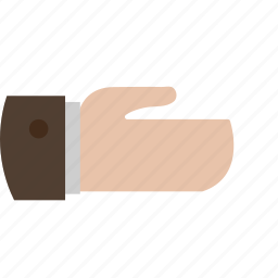 hand, like, thumbs up icon icon
