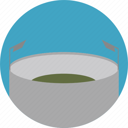 football, soccer, sport, stadium icon icon