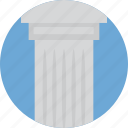 bank, building, deposit, money icon
