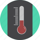 heat, high, hot, temperature icon icon