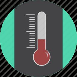 heat, high, hot, temperature icon icon