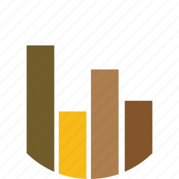 analystic, bar, chart, report icon icon
