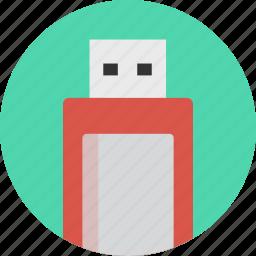 data, drive, pendrive, usb icon icon