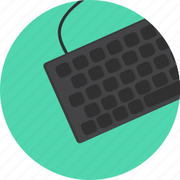hardware, keyboard, keys, type icon icon