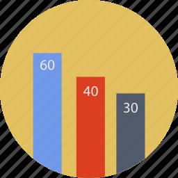 bar, chart icon icon