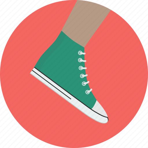 clothes, shoes, sneakers, sportswear icon icon