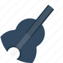 creative, gitar, instrument, music, musical instrument icon