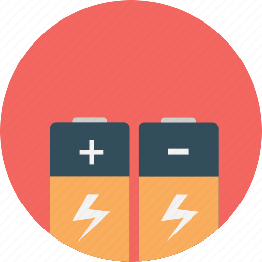 battery, charge, energy, powerups icon icon