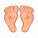 baby, cartoon, child, foot, kid, legs, sign icon