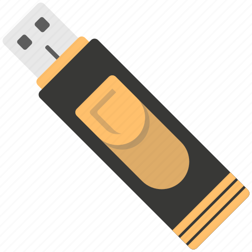 device, medium, memory, pendrive, stick, storag icon