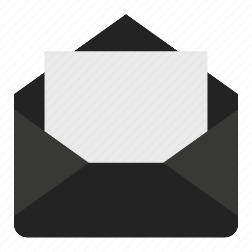 email, letter, mail icon icon