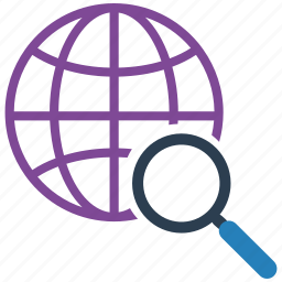 business, find, global, marketing, search, seo, web icon