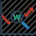 business, internet, keyword, marketing, research, seo, web icon