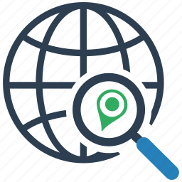 business, internet, local, marketing, optimization, seo, web icon
