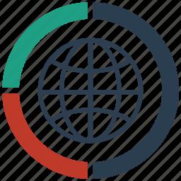location, marker, market, marketing, seo, share, web icon