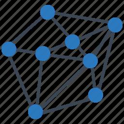 algorithm, design, development, optimization, seo, web, website icon