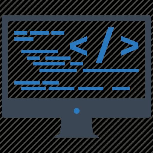app, application, coding, custom, development, program, programming icon