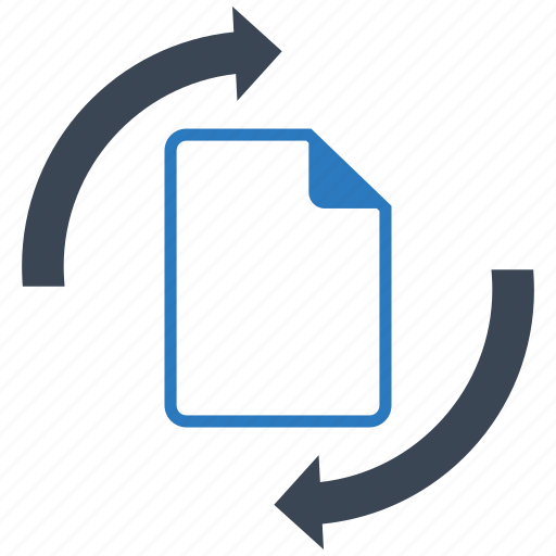cloud, data, document, file, network, page, sharing icon